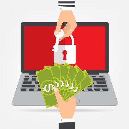 مهم ترین تهدیدات امنیتی! باجگیر و یا باجافزار (Ransomware) چیست؟